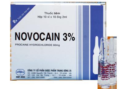 47-Novocain 3-percent-H100