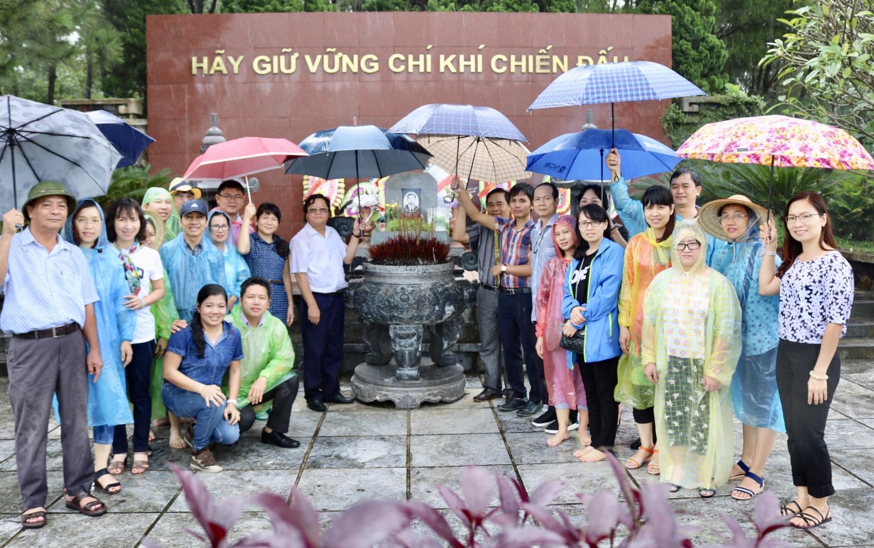 Nơi an nghỉ của Tổng Bí thư Trần Phú